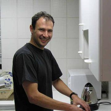 Ilan Samuel - Practice Manager