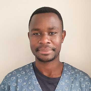 Fredrick Bowa - Kennel Assistant
